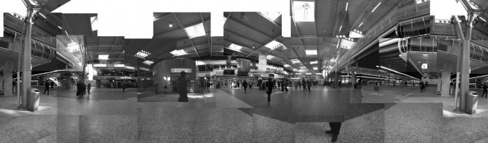 Publieke ruimte? - Hal centraal station Den Haag - foto (tim de boer en julliette reiniers)