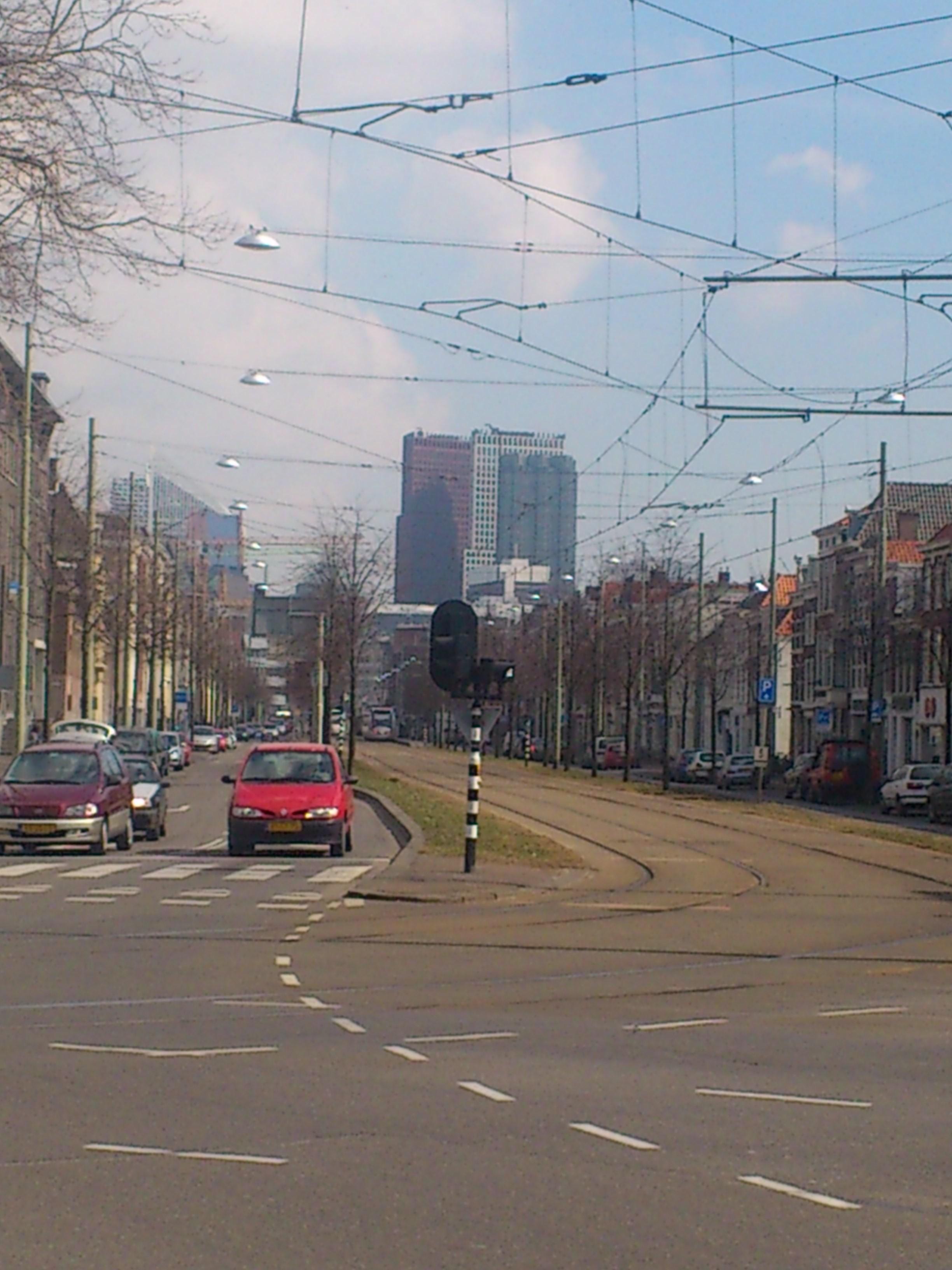 Kollhoff in Den Haag